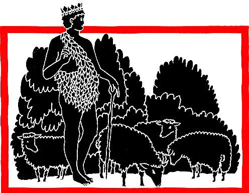 Der Prinz im Schaffell